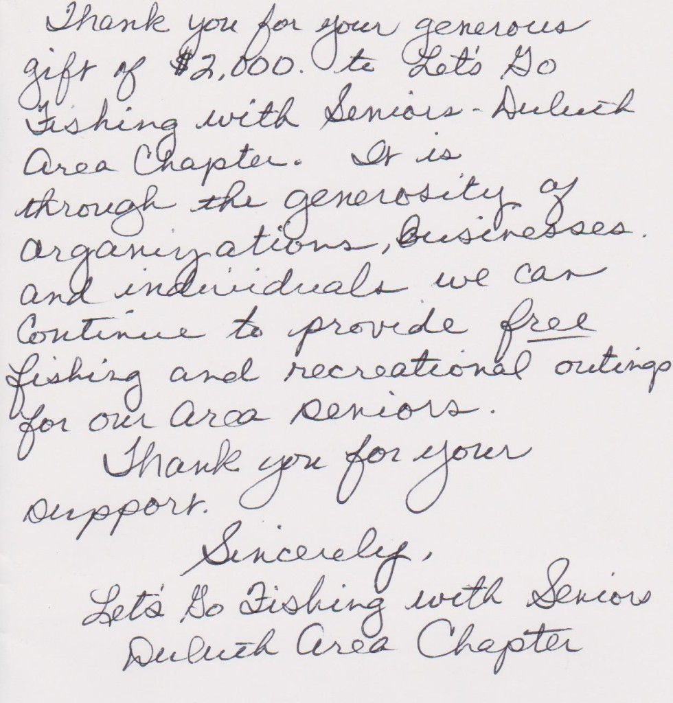 Thank yous irving community club thank you letters expocarfo Choice Image